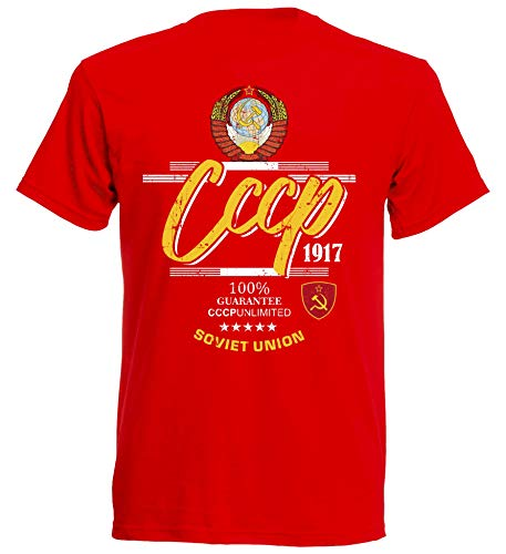 aprom CCCP T-Shirt Unlimited UDSSR R 19 (XL)