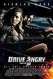 Drive Angry - Nicolas CAGE – Wall Poster Print – A3