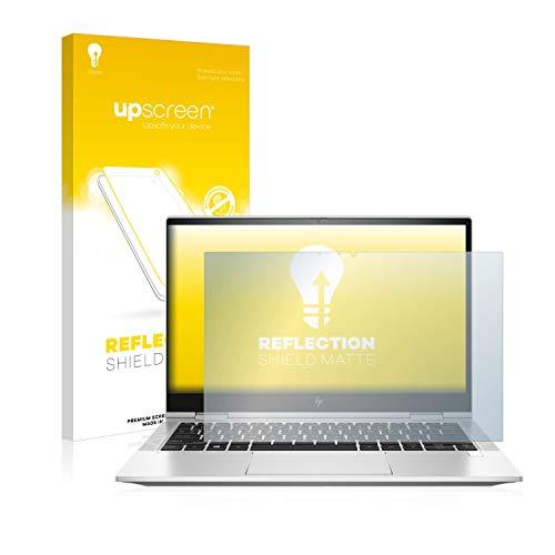 upscreen Entspiegelungs-Schutzfolie kompatibel mit Dell Inspiron 17 7706 2-in-1 – Anti-Reflex Bildschirmschutz-Folie Matt