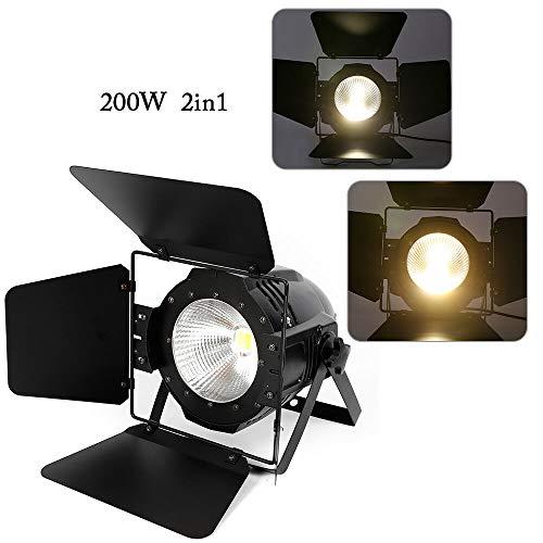 ZHFEISY 200W LED Stage Par Light...
