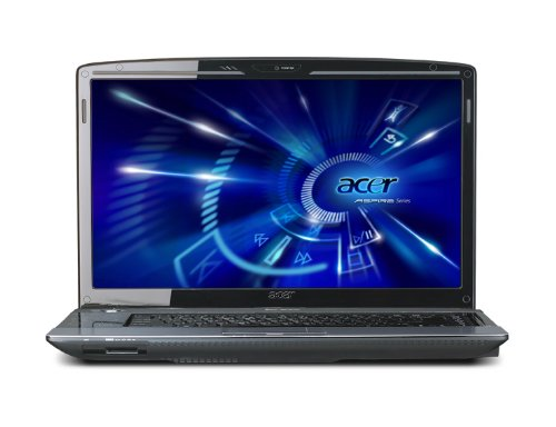 Acer Aspire 6920G Laptop Notebook, Intel Core 2 Duo T8100, 2.1GHz, 16' TFT, 4GB Memory, 320GB Hard-drive, DVD±RW, Nvidia GeForce 9500M GS, Blu Ray, Integrated Web Cam, Blue tooth, WiFi, Finger Print Reader, Vista Home Premium