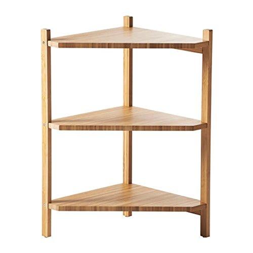 Ikea Ragrund wastafel plank hoek plank bamboe 402.530.76 maat 13 3/8x23 5/8