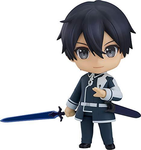 Good Smile Company Sword Art Online: Alicization Nendoroid PVC Action Figure Kirito Elite Swordsman