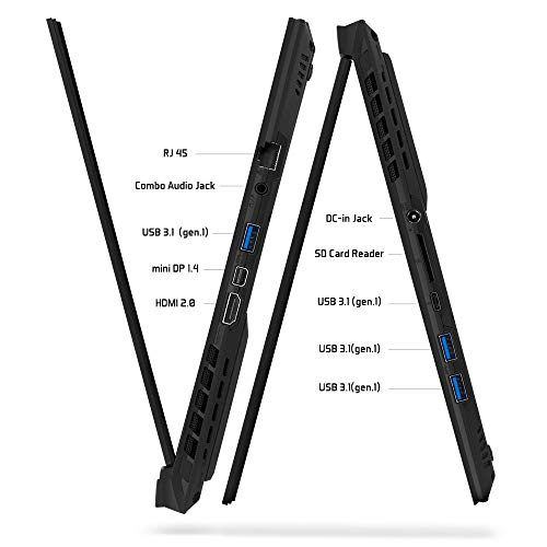 Compare Gigabyte AERO 15 (AERO 15) vs other laptops