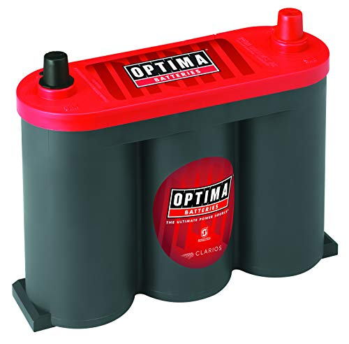 Optima Batteries OPT8010-044 6V RedTop Starting Battery