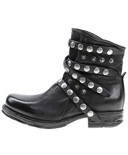 A.S.98 Damen Boots schwarz 41