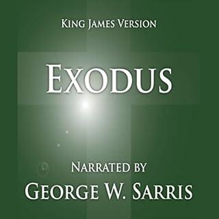The Holy Bible - KJV: Exodus cover art
