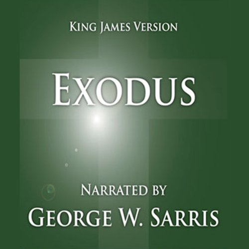 The Holy Bible - KJV: Exodus cover art