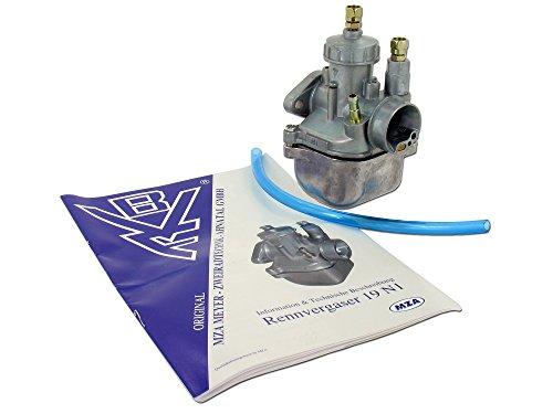 Tuning Vergaser 19N1-11 BVF Qualität für Simson S50 S51 S70 - KR51/2 Schwalbe - SR4-2 Star - DUO -SR50