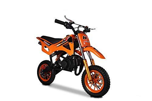 Dirt Cross Pocket Midi Mini Kinder Enduro Bike Motorcross NEU OVP 504 KXD 2020 (Schwarz)