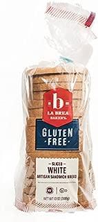 La Brea Bakery Gluten Free Sliced Artisan Sandwich Bread, White, 13 oz