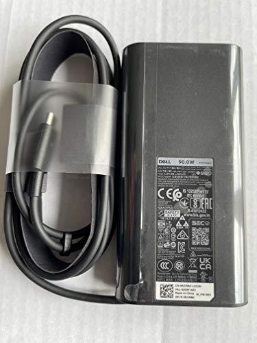 New Replacement Dell 90W USB-C R2M8K 0R2M8K AC Adapter for Dell Latitude 5310 2-in-1, Latitude 5410, Latitude 5510, Precision 3550, Latitude 9410 2-in-1, XPS 15 (9500), Latitude 9510.