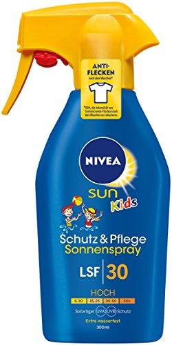 Nivea Sun Kids Schutz und Pflege Spray LF30, 300 ml