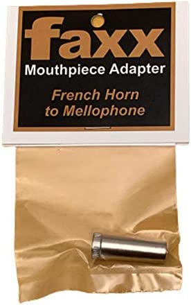 Faxx Mouthpiece Adapter - French FXA1655 Horn At sold out the price of surprise to Mellophone