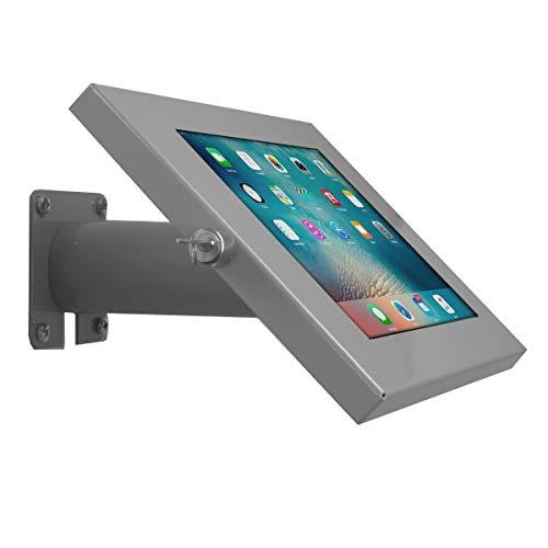 Soporte de pared para tablet Securo L - gris