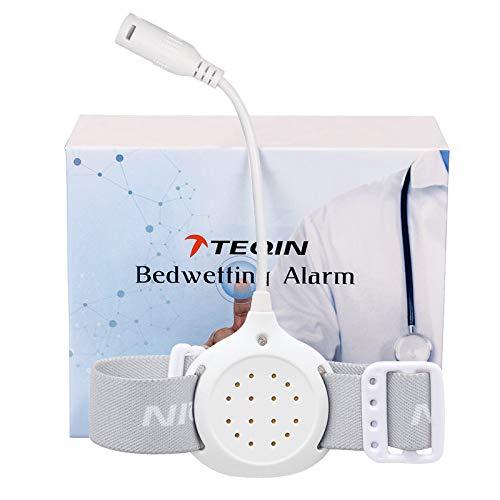 Mojar la Cama de Alarma para el Tratamiento de Enuresis niños de los niños y Adultos Mayores - Alarma de Noche para la Enuresis