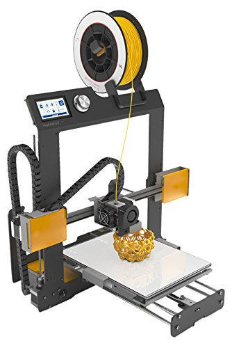 BQ HEPHESTOS 2 3D Printer. Recommended speed: 200mm/s, Resolution 300, 200, 100 or 50 microns. Print vo