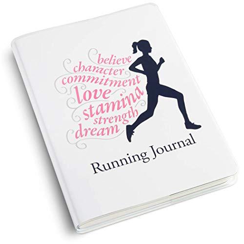 Gone For a Run Day-by-Day Run Planner | Running Journals Believe Running Girl
