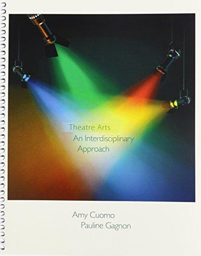 Theatre Arts: An Interdisciplinary Approach