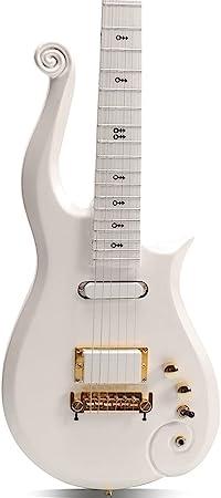 ZUWEI プリンス クラウドタイプ / ZUWEI エレキギター プリンス CNC製 ゴールドハードウェア カスタムシリーズ 綺麗1