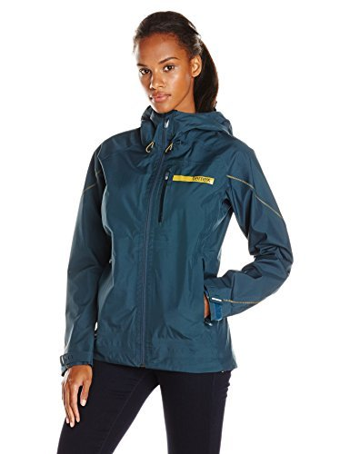 adidas Outdoor Women's Terrex Swift Gore-Tex Active Shell 3 Jacket, Midnight, Small