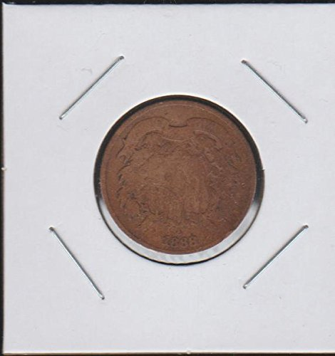 1868 Shield Two Cent (1864-1873) Two-Cent Good