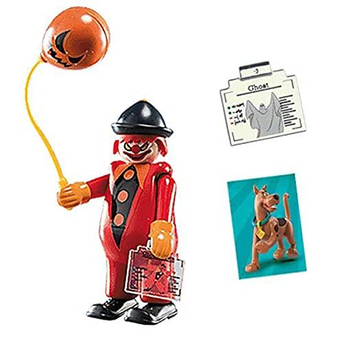 Playmobil 70288 - Figures Scooby Doo (Series 1) Payaso con Globo