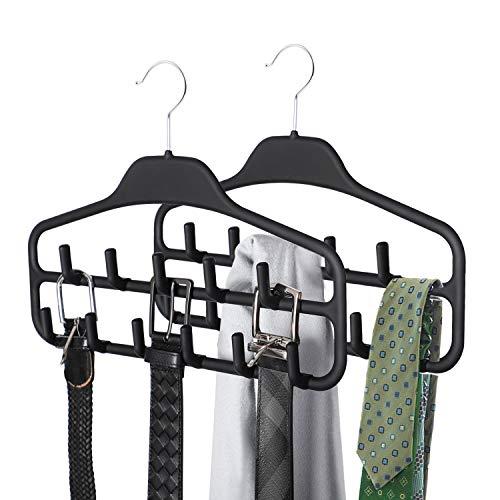Wardrobe Scarf Storage Hanger Holds upto 14 Scaves /& Shawls Butterfly Design