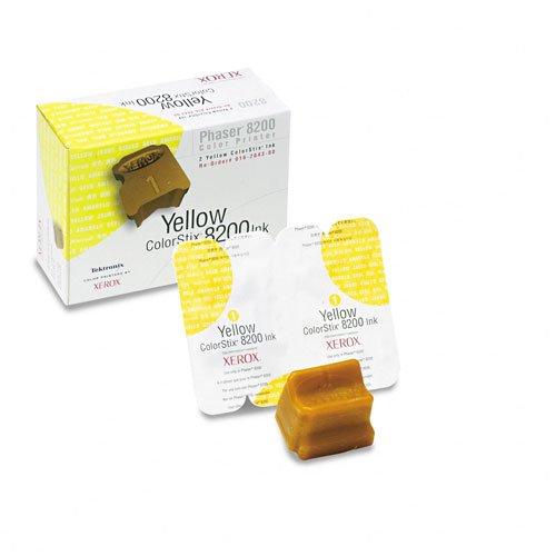 Xerox ColorStix - tintas sólidas - amarillo