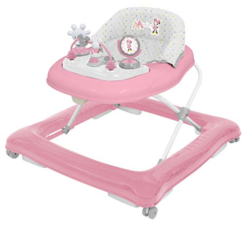 Plastimyr Baby Minnie Geo - Andador Disney Minnie geo, Niñas, Color Rosa