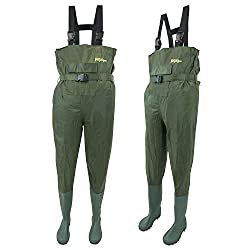 mould in waders