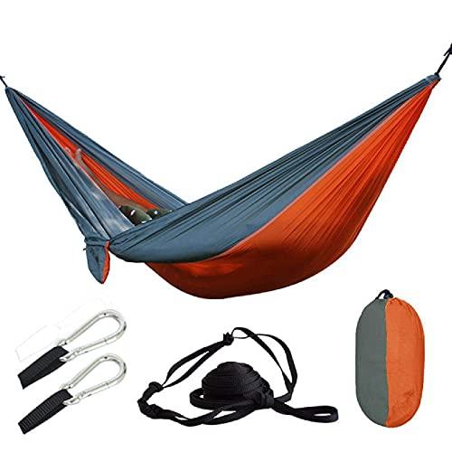 PAKUES-QO Camuflaje Paracaídas Tienda Al Aire Libre Muebles De Jardín Columpio Camping (Hamaca)