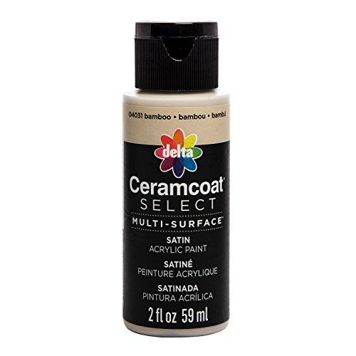 Plaid : Delta Ceramcoat Select Peinture Multi-Surfaces en Bambou 15 ML
