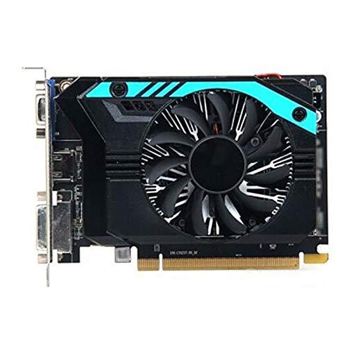 LAA Fit For Sapphire Radeon R7 240 2GB Tarjetas De Video GPU Fit For AMD GDDR3 GDDR5 64bit 128bit Gráficos Tarjetas De Pantalla De Escritorio Tarjeta gráfica Radeon