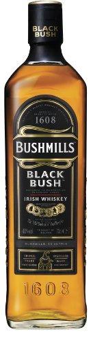 Bushmills Black Bush Single Malt Whisky (6 x 1 l)
