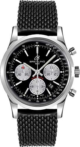 Breitling Transocean Cronógrafo Reloj para Hombre ab015212/BF26–278S