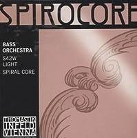 Spirocore Bass String Set, Weich, 3/4