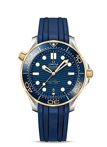 Omega Seamaster Diver 300 m Coaxial Master Chronometer 42 mm Herren-Armbanduhr