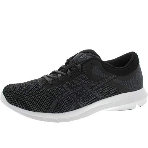 Asics T7E3N9097, Zapatillas de Running Hombre, Negro (Black/Carbon/White), 45 EU