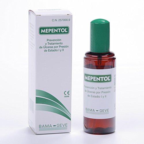 MEPENTOL Prevención y tratamiento de ulceras por presion de estadio I y II, 100 ml