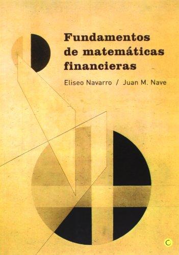 Fundamentos de matemáticas financieras (Economía)