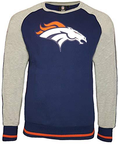 NFL Denver Broncos - Sudadera de forro polar