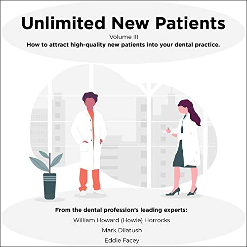 Unlimited New Patients: Volume 3 cover art