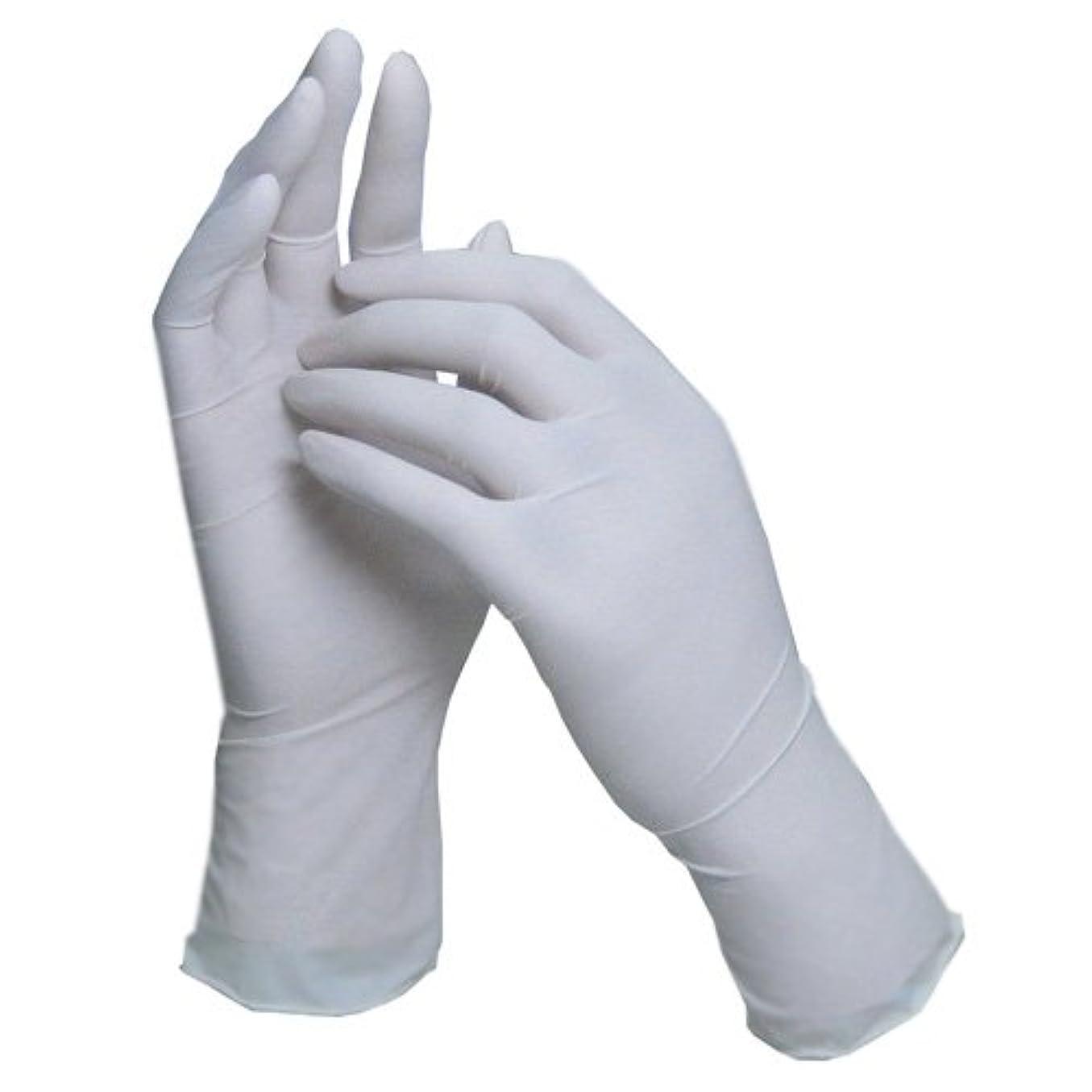 存在する村自分の力ですべてをするSL ラテックス手袋(粉付)S 2000枚