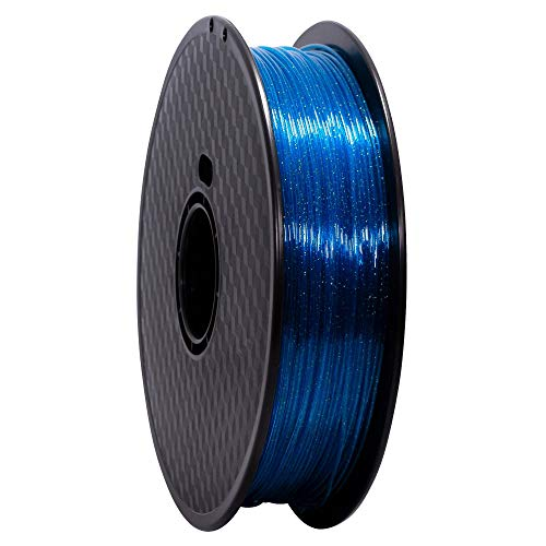 Wanhao Filament: Premium Pet Constellation Blue 1 kg/1.75 mm – 3D Printer Film