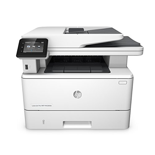 HP LaserJet Pro MFP M426fdn - Impresora láser monocromo (A4, hasta 38 ppm, 750 a 4000 páginas al...