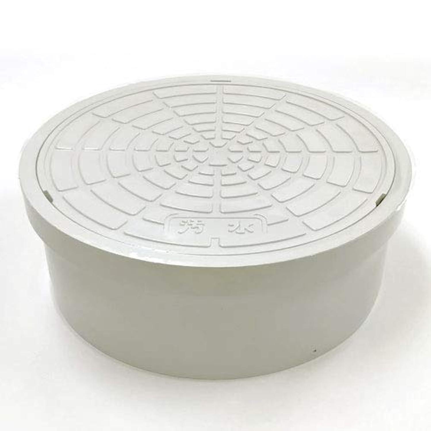 知り合いになる気難しい不従順タキロンシーアイ V-AIL 汚水蓋 ライト 200サイズ 塩ビ製フタ 管内接合 AI メーカー型番305679