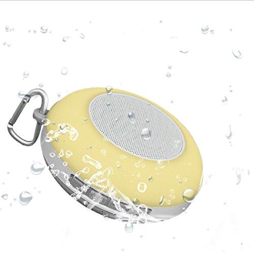 Kwdzlighting Bluetooth luidspreker draadloos met bedlampje Touch Control draagbare MP3-speler handsfree luidspreker met smart LED tafellamp met touch-sensor