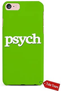 Tobe Yours 3D Phone Case Psych Durable Protective Anti-Scratch iPhone 5/5s/SE Apple Phone Case Cover