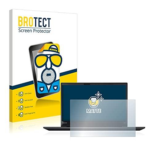 BROTECT Entspiegelungs-Schutzfolie kompatibel mit Lenovo ThinkPad T570 Bildschirmschutz-Folie Matt, Anti-Reflex, Anti-Fingerprint